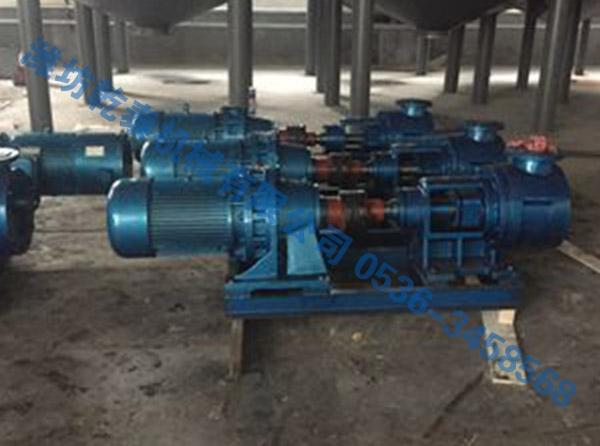 制胶设备粘度泵配套安装
